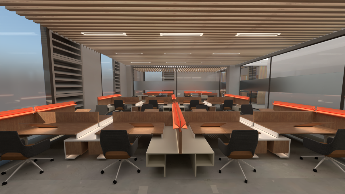Implementing Feng Shui Into Western Office Design